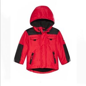 NWT• S. Rothschild & Co. Baby Boys Hooded Jacket